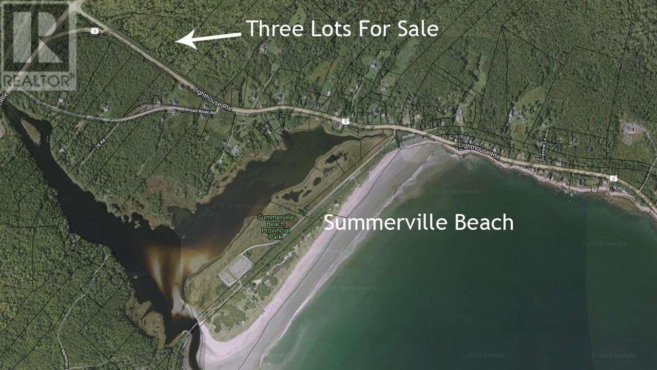 Main Photo: Lot 3P Highway 3 in Summerville: Vacant Land for sale : MLS®# 201925073