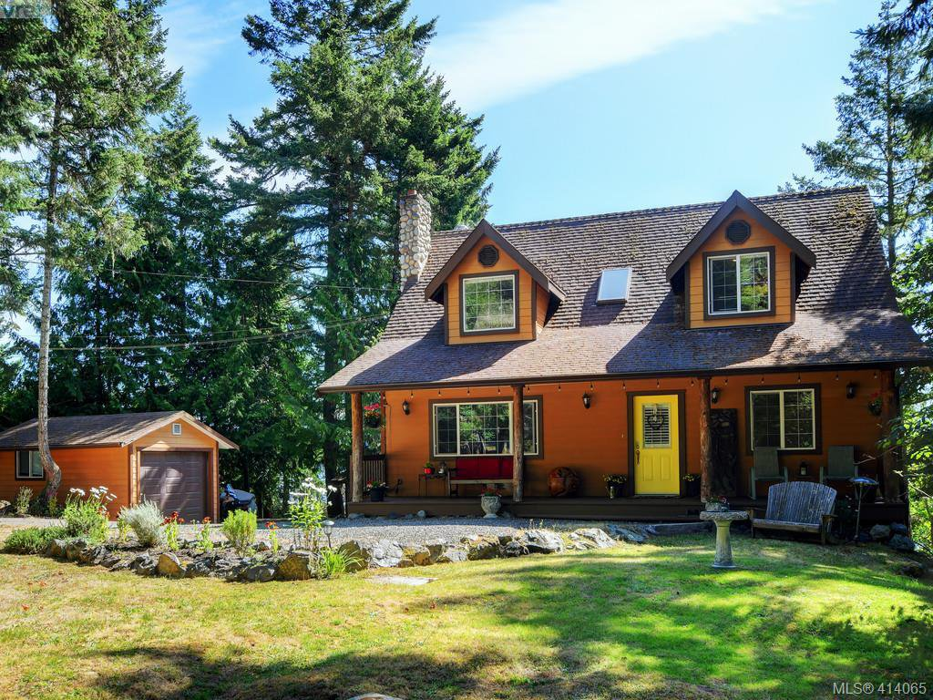 Main Photo: 37 Seagirt Road in SOOKE: Sk East Sooke Single Family Detached for sale (Sooke)  : MLS®# 414065