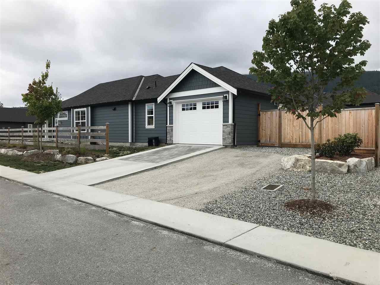 Goddard Road - House Front