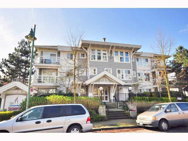 Main Photo: 115 3038 E KENT AVE SOUTH AVENUE in : South Marine Condo for sale : MLS®# V911456