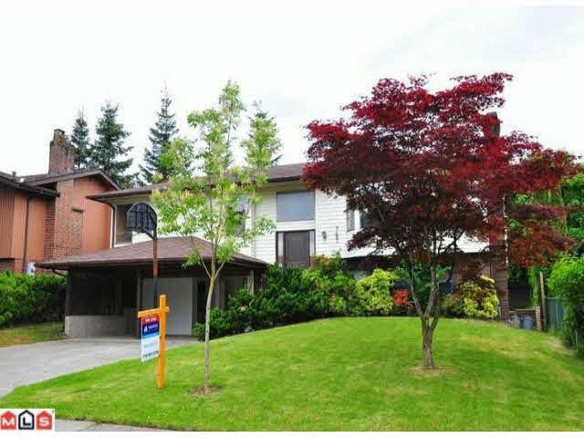 Main Photo: 3687 INVERNESS STREET in : Central Abbotsford House for sale : MLS®# F1208516