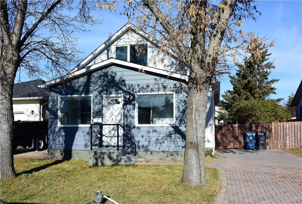 Main Photo: 731 Beecher Avenue in Winnipeg: Parkway Village Residential for sale (4F)  : MLS®# 202008965
