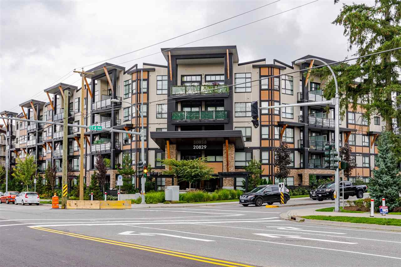 """Main Photo: 306 20829 77A Avenue in Langley: Willoughby Heights Condo for sale in """"The Wex"""" : MLS®# R2509468"""