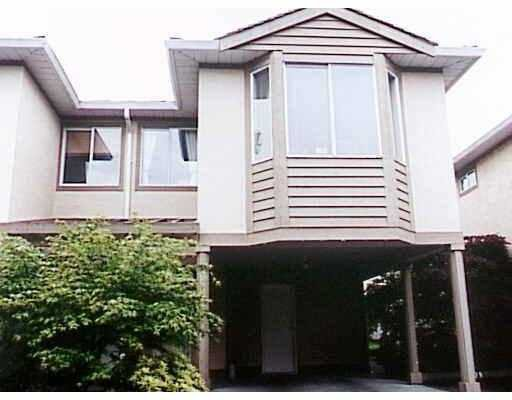 "Main Photo: 21 3600 CUNNINGHAM DR in Richmond: West Cambie Townhouse for sale in ""OAKLANE PLACE"" : MLS®# V561591"