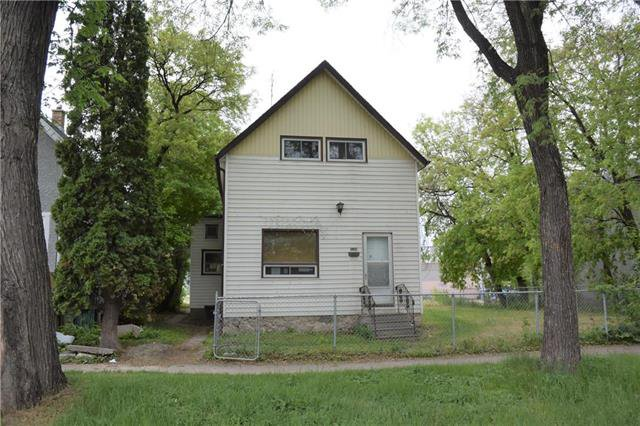 Main Photo: 436 Pritchard Avenue in Winnipeg: North End Residential for sale (4A)  : MLS®# 1920304