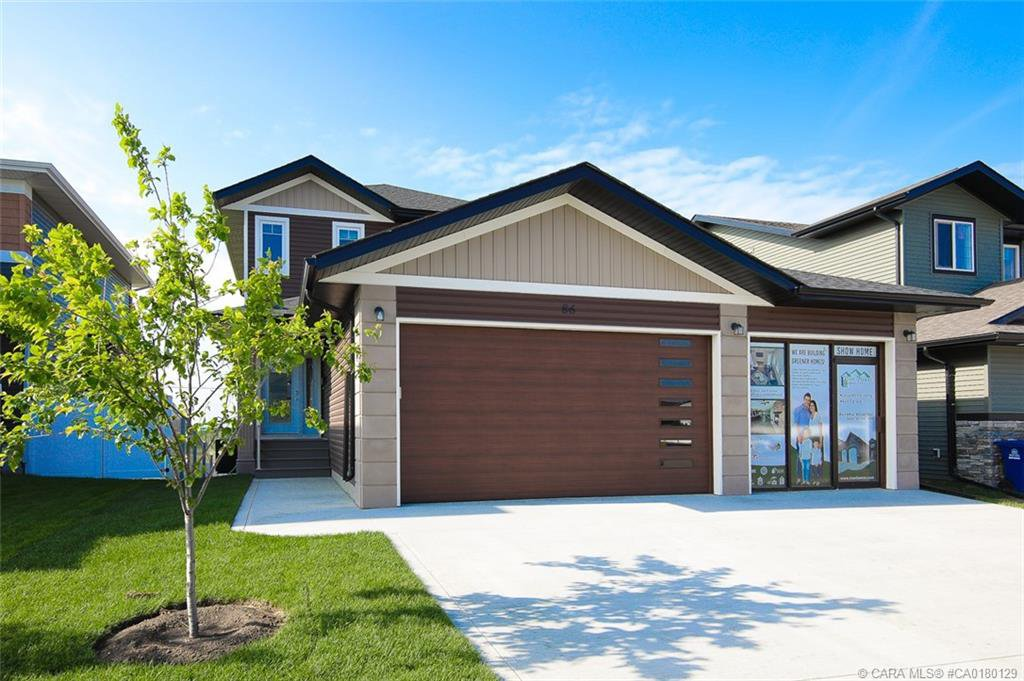 Main Photo: 86 Mitchell Crescent in Blackfalds: BS Mckay Ranch Residential for sale : MLS®# CA0180129
