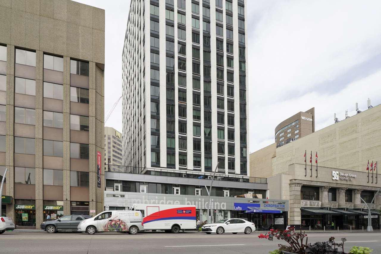 Main Photo: 1804 10024 JASPER Avenue in Edmonton: Zone 12 Condo for sale : MLS®# E4183222