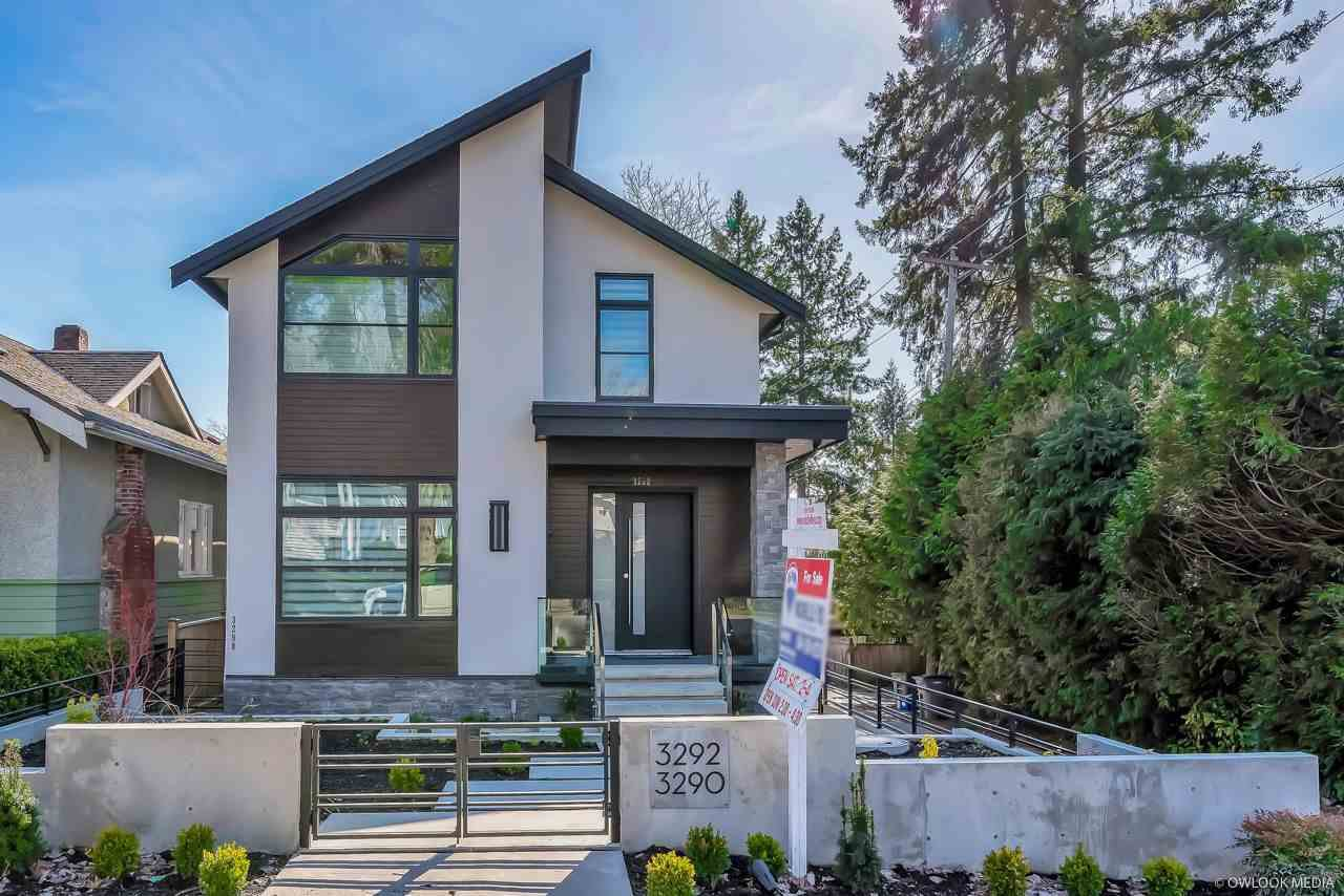 Main Photo: 3292 W 37TH Avenue in Vancouver: Kerrisdale House for sale (Vancouver West)  : MLS®# R2464711