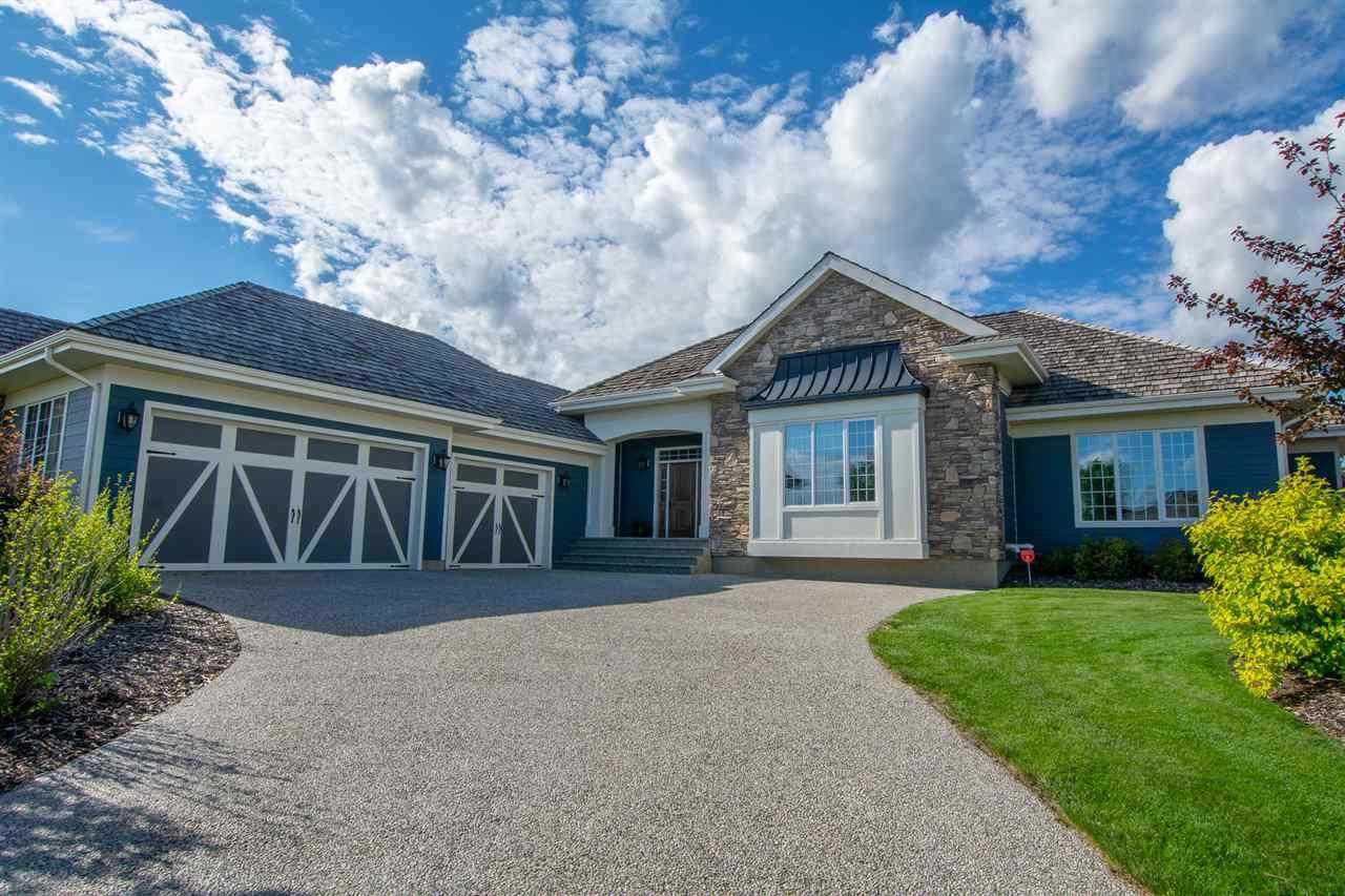 Main Photo: 73 PINNACLE Lane: Rural Sturgeon County House for sale : MLS®# E4206801