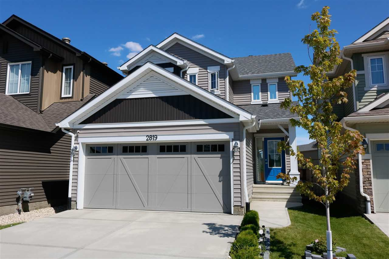 Main Photo: 2819 DUKE Crescent SW in Edmonton: Zone 55 House for sale : MLS®# E4207909