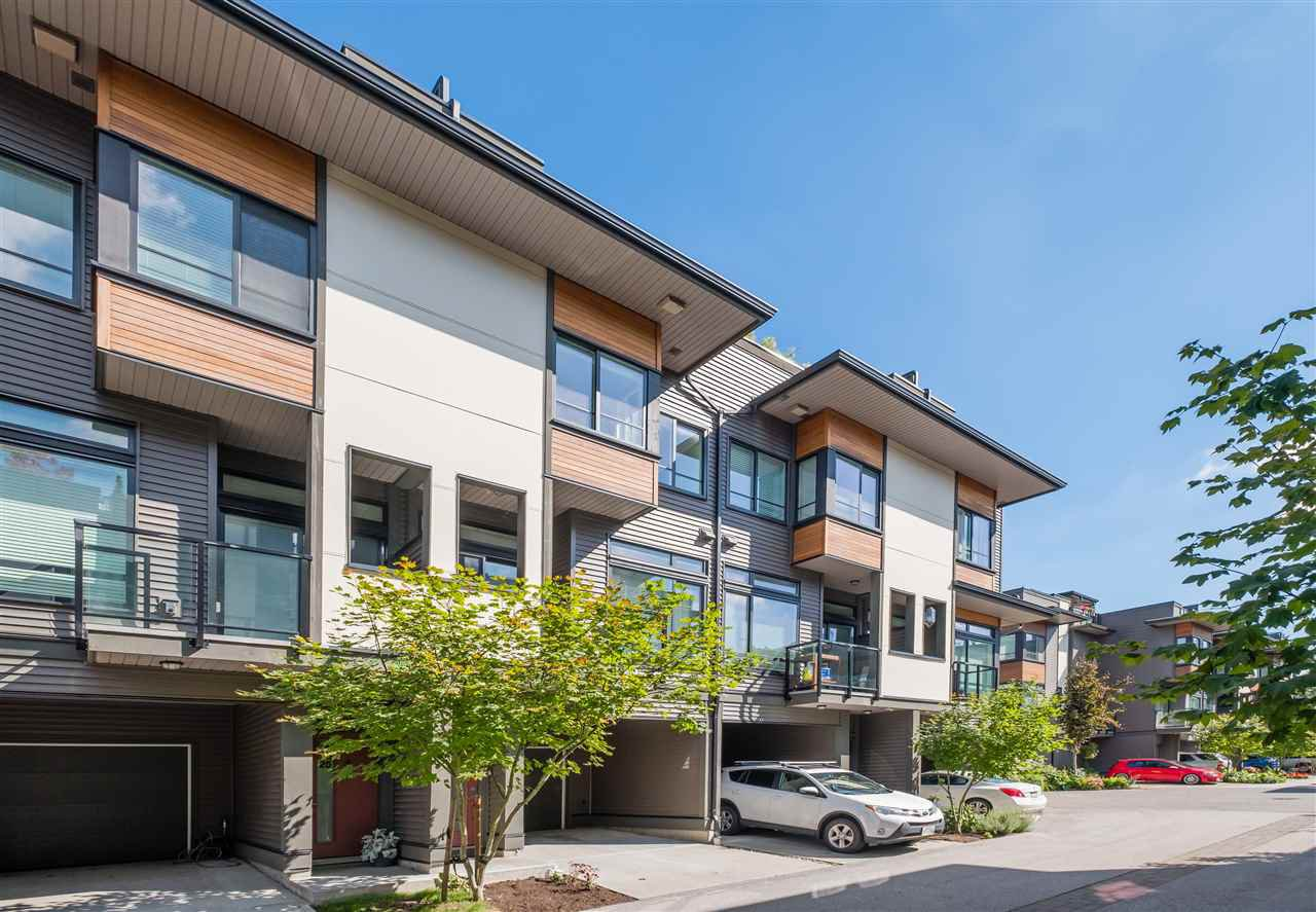 """Main Photo: 24 7811 209 Street in Langley: Willoughby Heights Townhouse for sale in """"EXCHANGE"""" : MLS®# R2494004"""