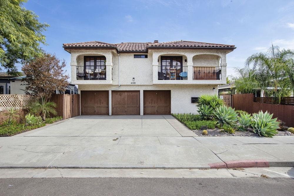 Main Photo: NORTH PARK Condo for sale : 2 bedrooms : 4081 Kansas St #8 in San Diego