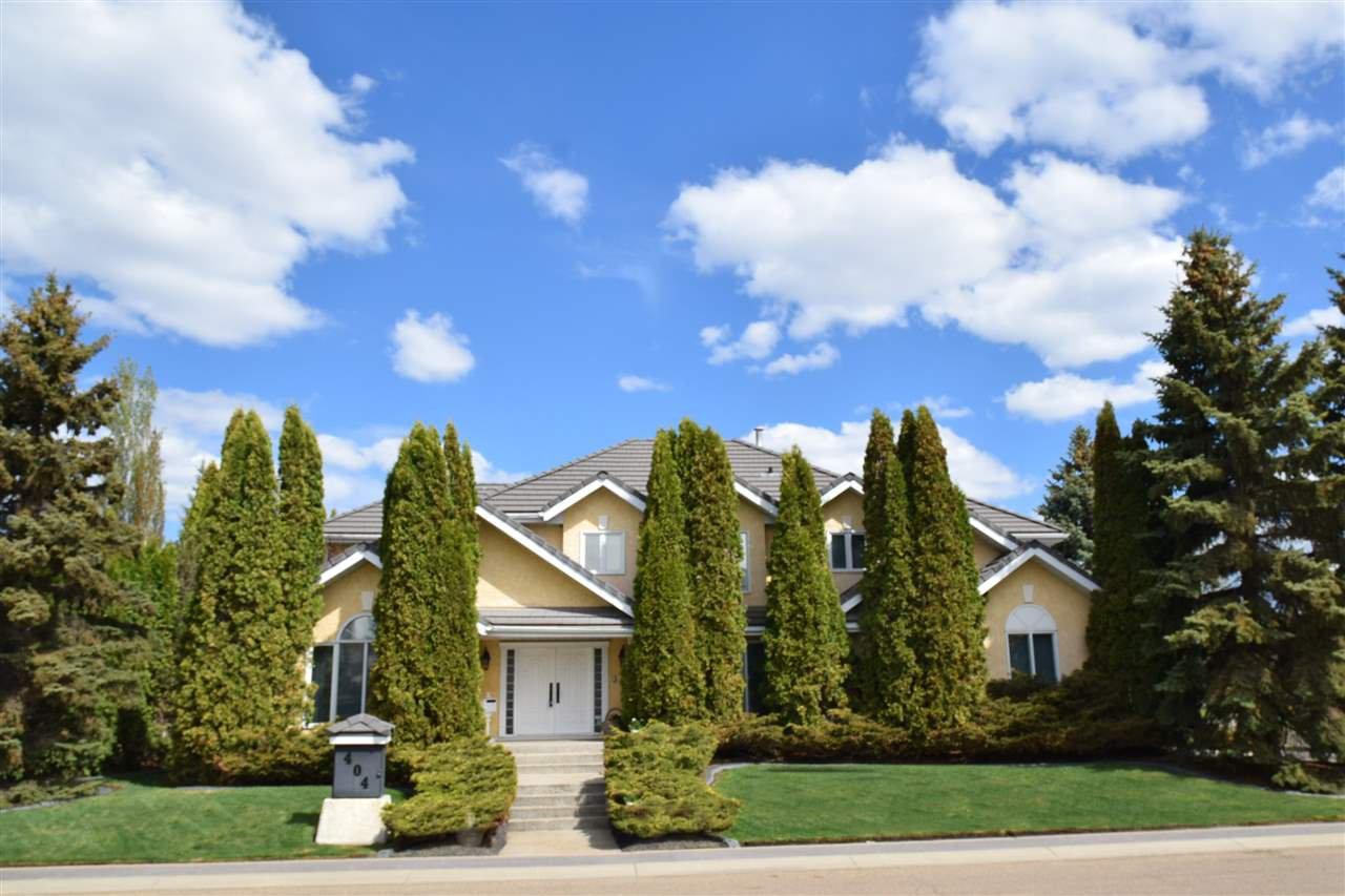 Main Photo: 404 WILKIN Way in Edmonton: Zone 22 House for sale : MLS®# E4170567