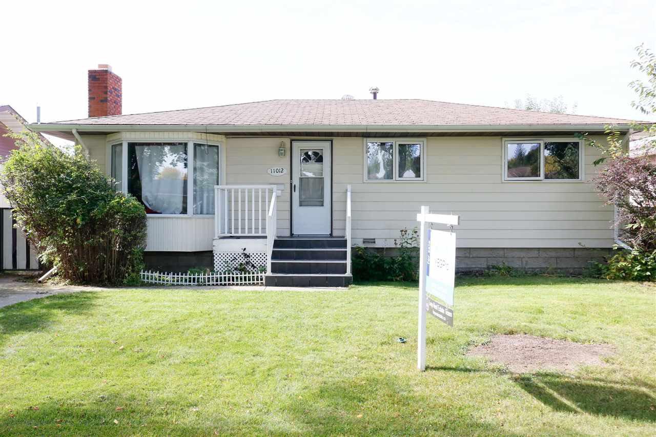 Main Photo: 11012 152 Street in Edmonton: Zone 21 House for sale : MLS®# E4174316