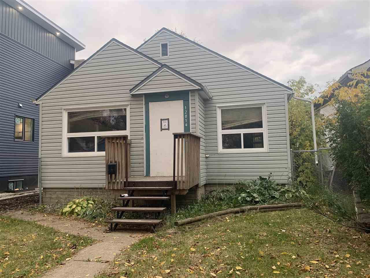 Main Photo: 12014 92 Street in Edmonton: Zone 05 House for sale : MLS®# E4175358