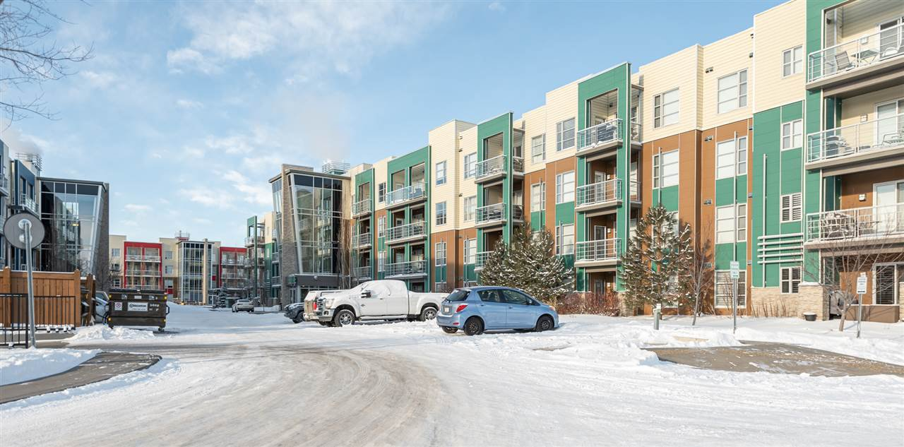 Main Photo: 417 2588 ANDERSON Way in Edmonton: Zone 56 Condo for sale : MLS®# E4184624