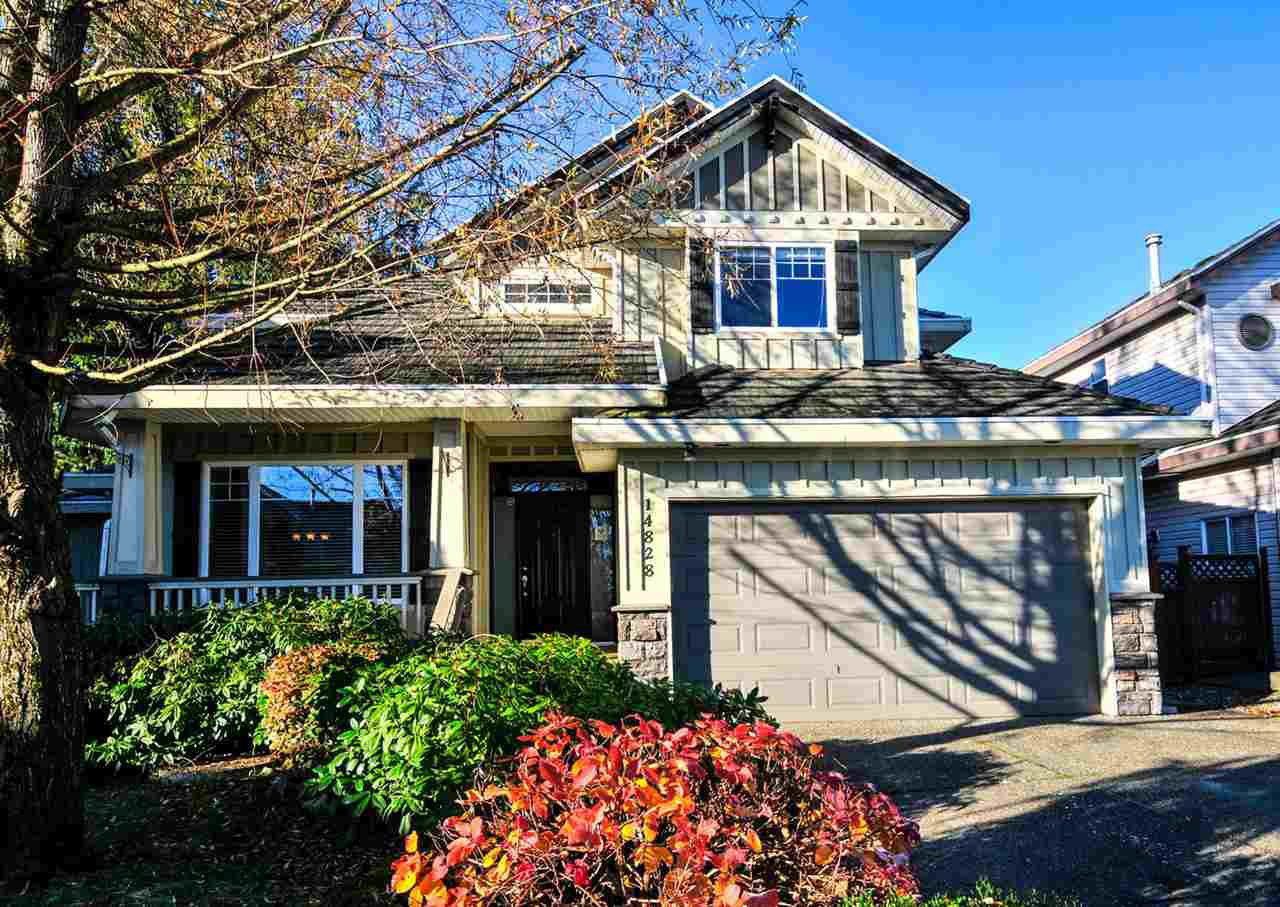 Main Photo: 14828 72A AVENUE in : East Newton House for sale : MLS®# R2052644