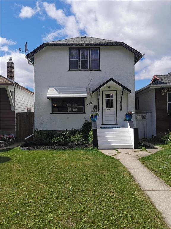 Main Photo: 398 Arlington Street in Winnipeg: West End Residential for sale (5A)  : MLS®# 202022197