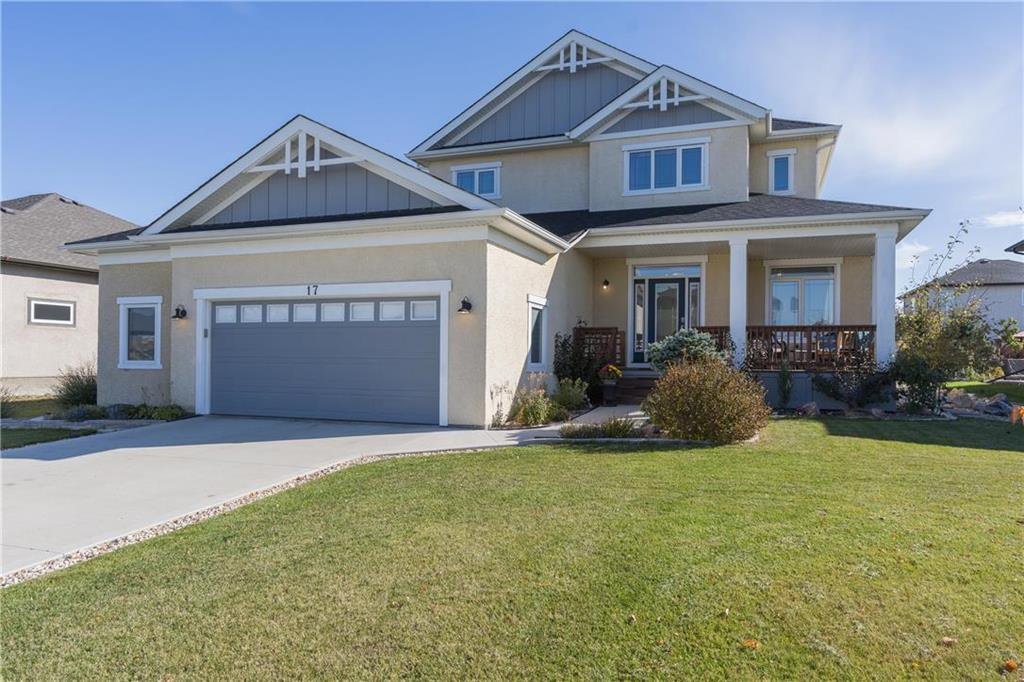 Main Photo: 17 Wheelwright Way in Oak Bluff: RM of MacDonald Residential for sale (R08)  : MLS®# 202025210