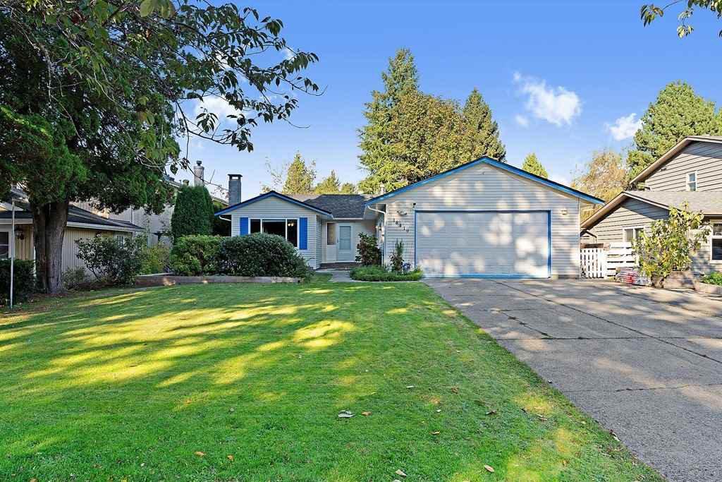 Main Photo: 14419 17A Avenue in Surrey: Sunnyside Park Surrey House for sale (South Surrey White Rock)  : MLS®# R2513084
