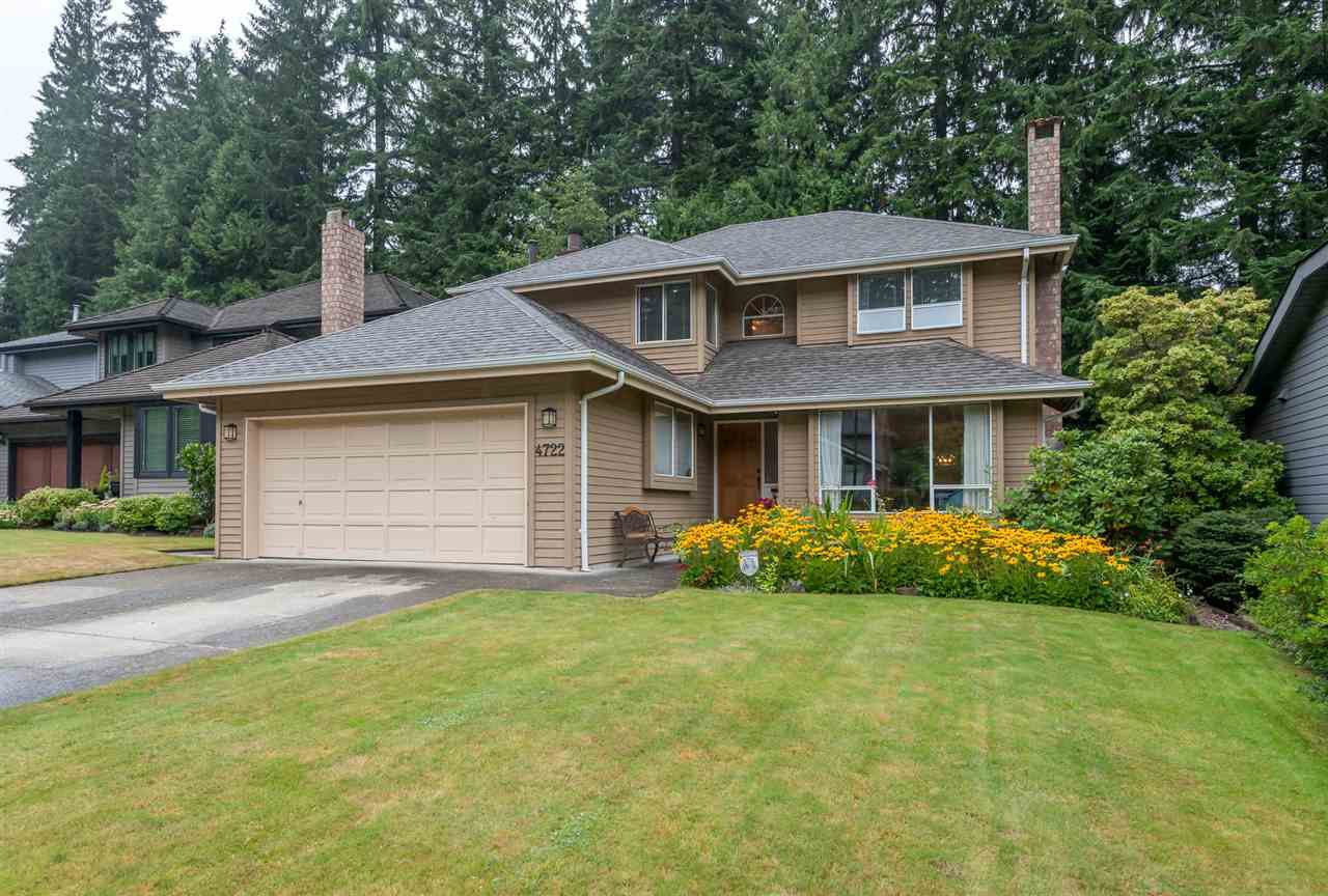 "Main Photo: 4722 UNDERWOOD Avenue in North Vancouver: Lynn Valley House for sale in ""Timber Ridge"" : MLS®# R2401489"