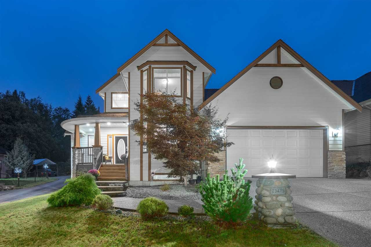 "Photo 1: Photos: 23479 LARCH Avenue in Maple Ridge: Silver Valley House for sale in ""BALSALM CREEK/ROCKRIDGE"" : MLS®# R2407553"