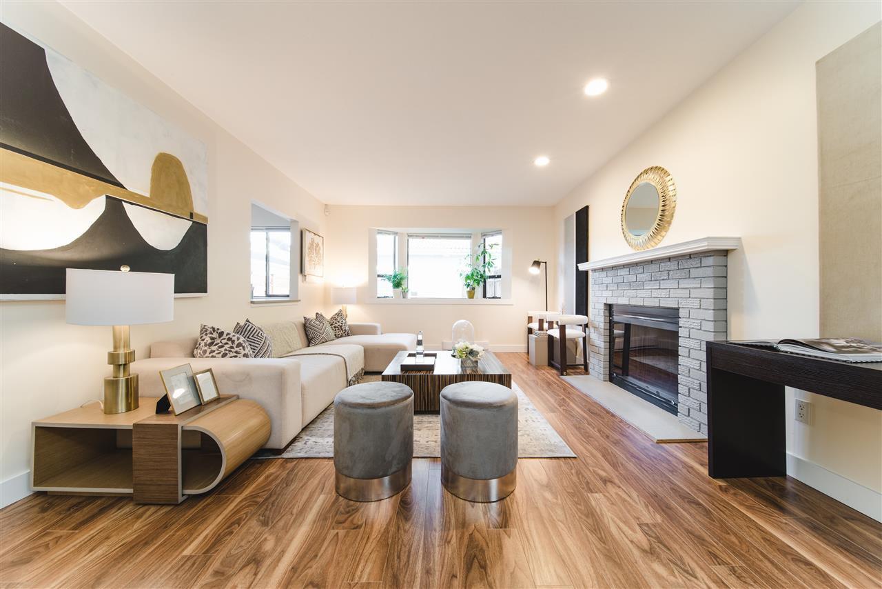 Main Photo: 8481 LAUREL Street in Vancouver: Marpole House 1/2 Duplex for sale (Vancouver West)  : MLS®# R2422831