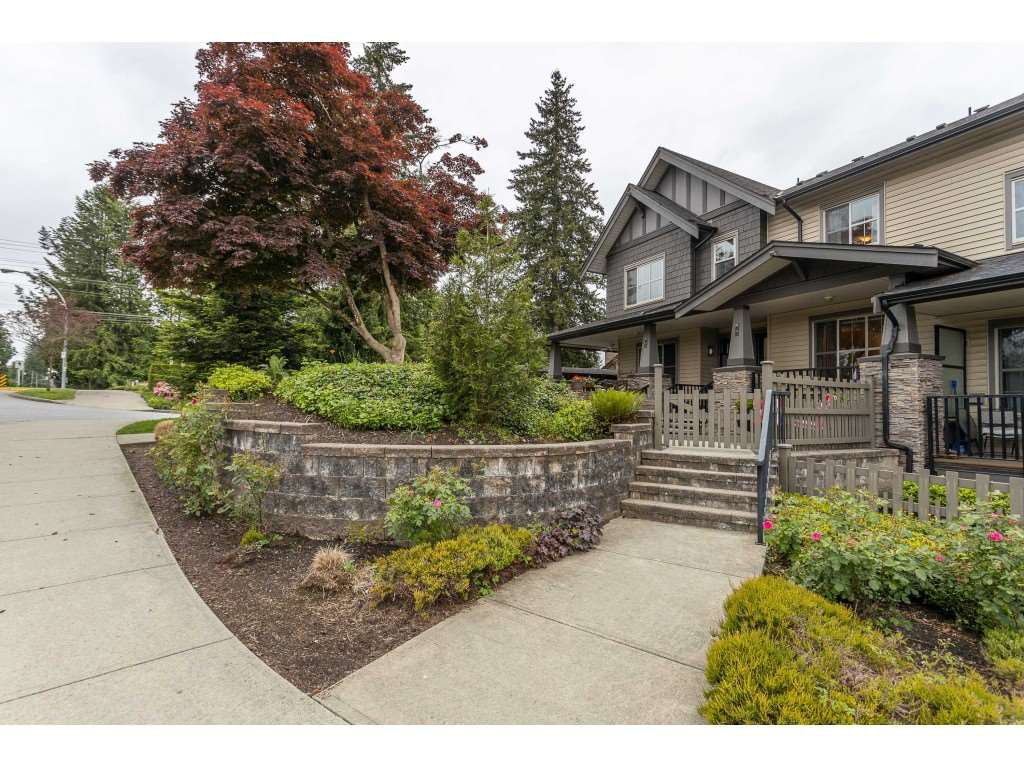"Main Photo: 2 9525 204 Street in Langley: Walnut Grove Townhouse for sale in ""TIME"" : MLS®# R2457485"