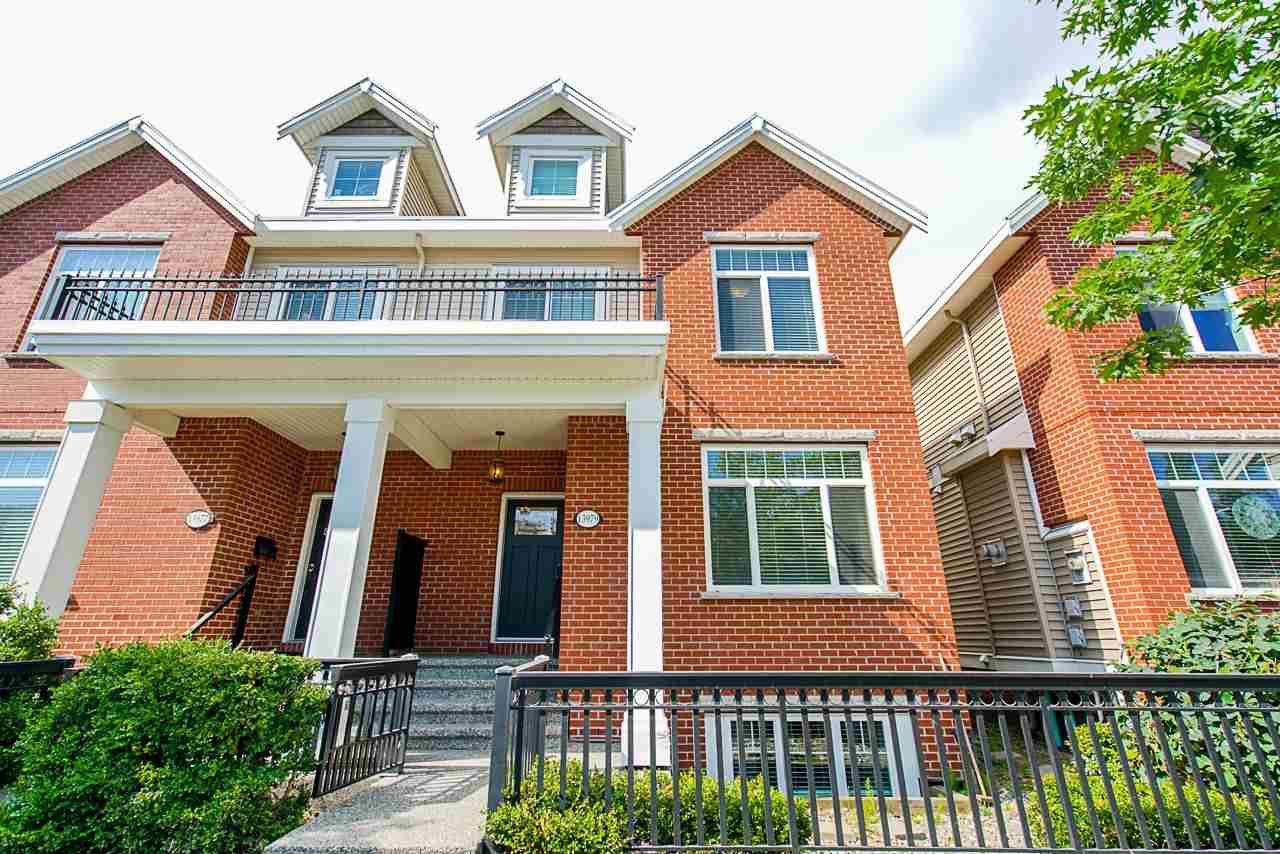 Main Photo: 13979 64 Avenue in Surrey: East Newton 1/2 Duplex for sale : MLS®# R2478674