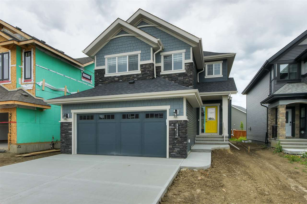Main Photo: 5714 Keeping Crescent in Edmonton: Zone 56 House for sale : MLS®# E4207433