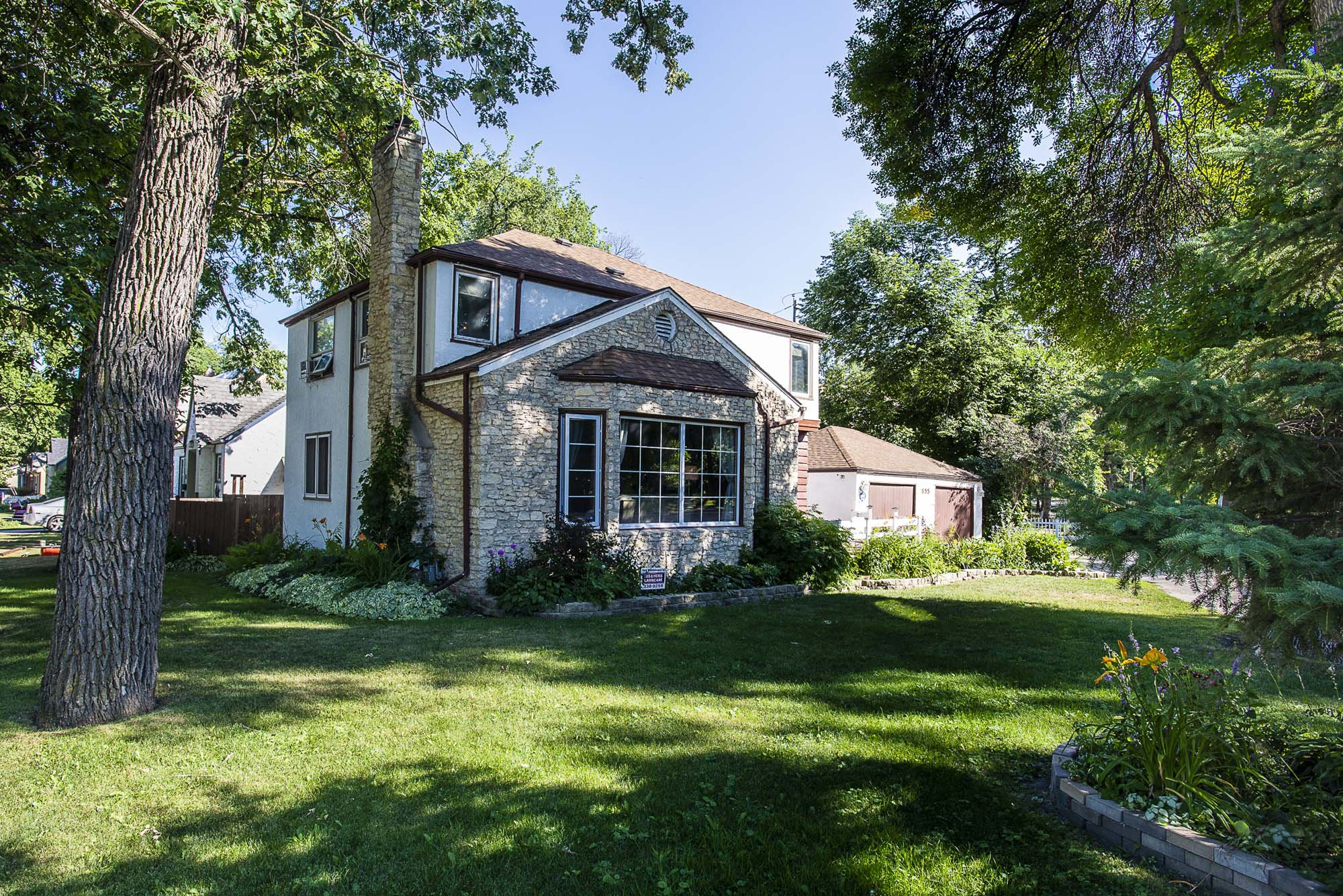 Main Photo: 855 Kildonan Drive in Winnipeg: Fraser's Grove Residential for sale (3C)  : MLS®# 202018504