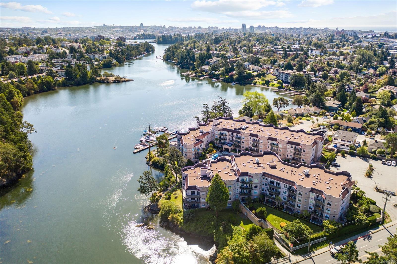 Main Photo: 314 1083 Tillicum Rd in : Es Kinsmen Park Condo Apartment for sale (Esquimalt)  : MLS®# 853553