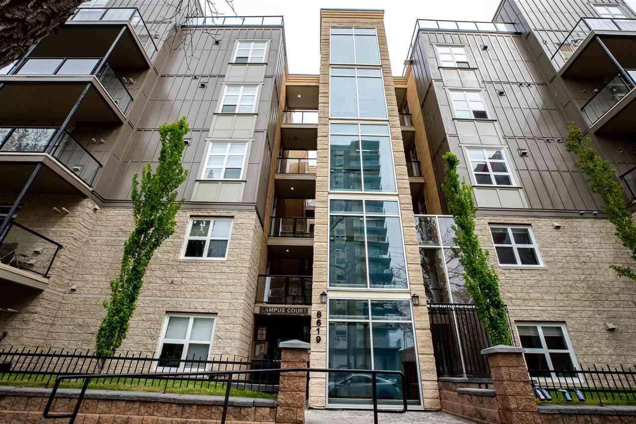 Main Photo: 507 8619 111 Street in Edmonton: Zone 15 Condo for sale : MLS®# E4214537