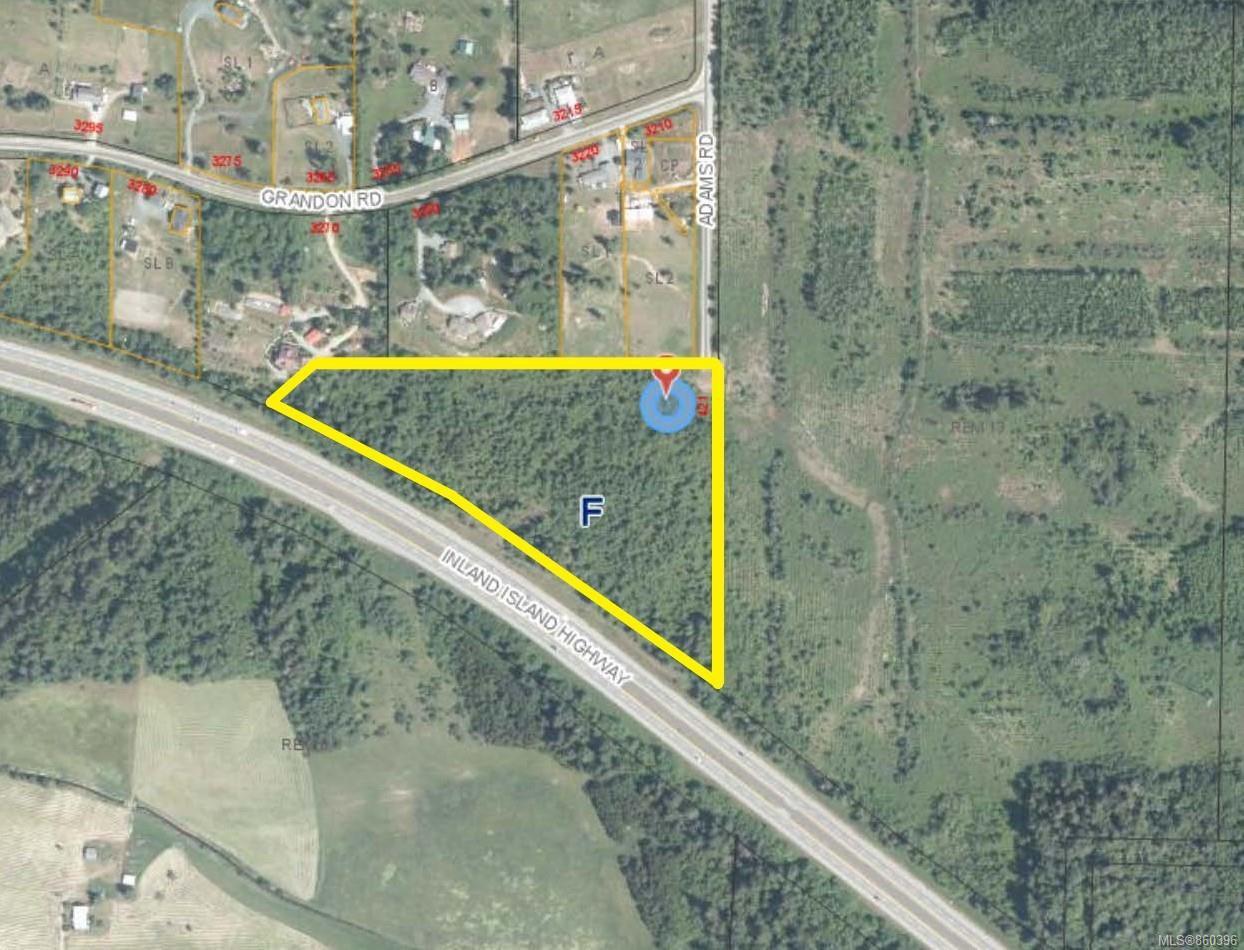 Main Photo: 421 Adams Rd in : PQ Qualicum Beach Land for sale (Parksville/Qualicum)  : MLS®# 860396