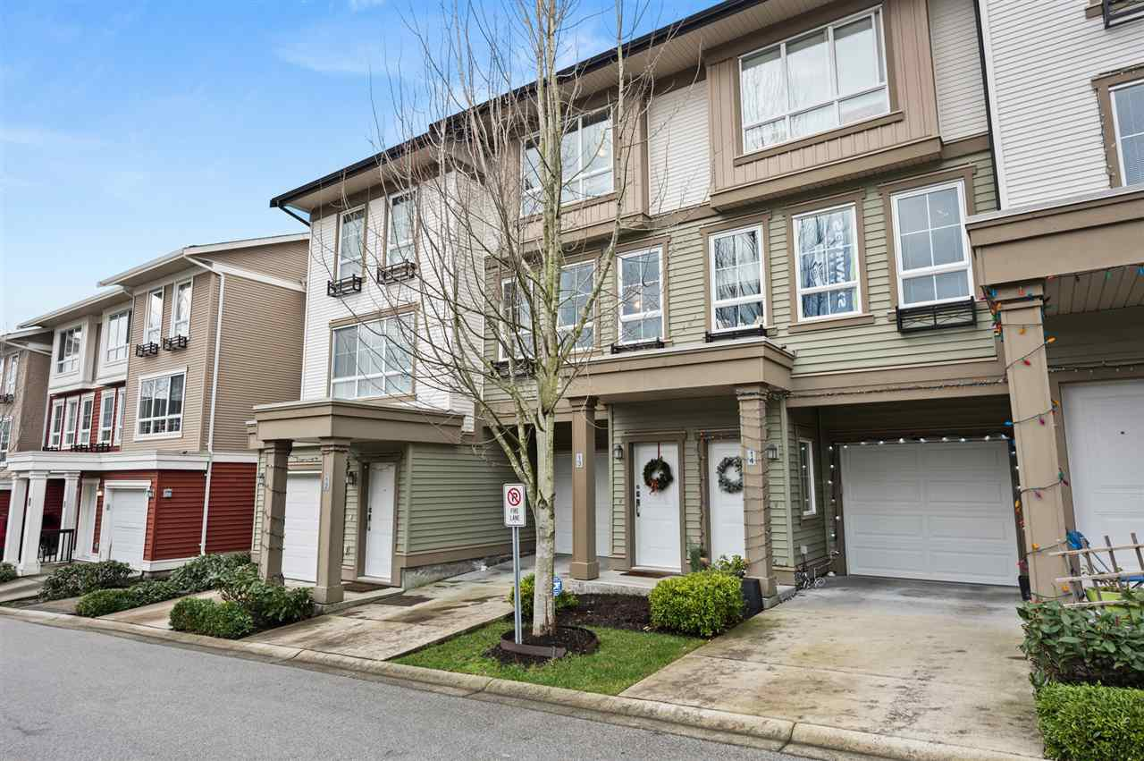 """Main Photo: 13 19505 68A Avenue in Surrey: Clayton Townhouse for sale in """"CLAYTON RISE"""" (Cloverdale)  : MLS®# R2524738"""