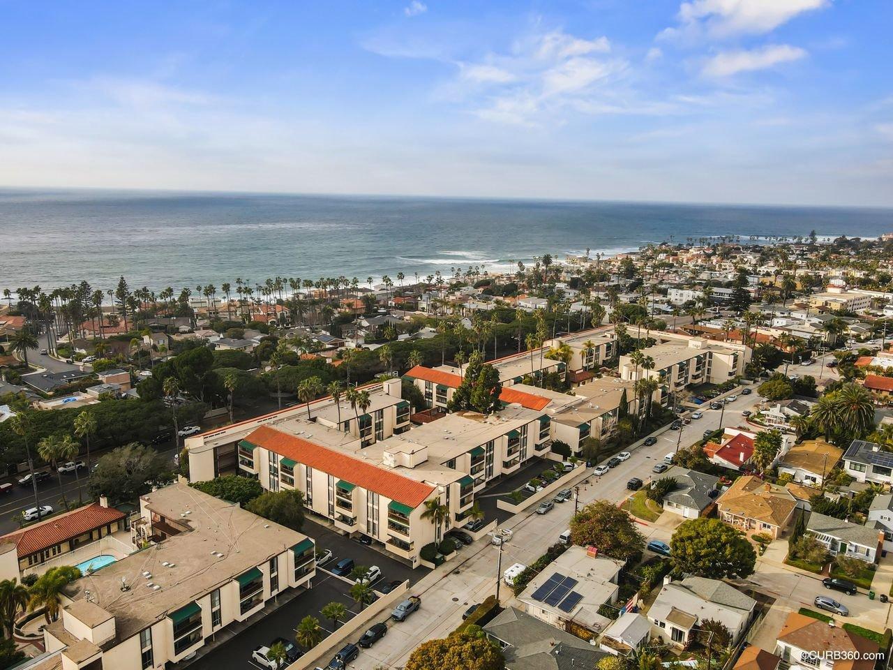 Main Photo: LA JOLLA Condo for sale : 1 bedrooms : 6455 La Jolla Blvd #346