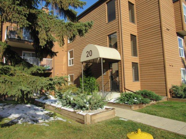 Main Photo: 113, 20 Alpine Place in St. Albert: Condo for rent