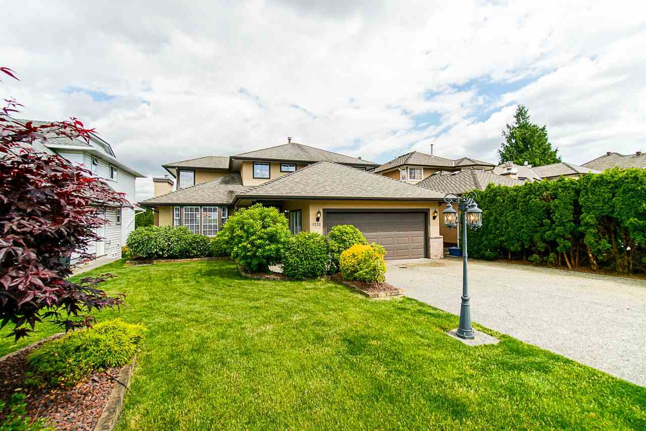 "Main Photo: 1232 DOUGLAS Terrace in Port Coquitlam: Citadel PQ House for sale in ""CITADEL"" : MLS®# R2466690"