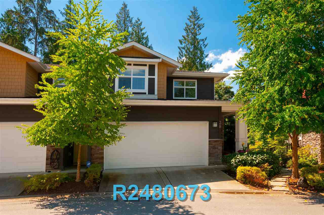 """Main Photo: 38 11461 236 Street in Maple Ridge: Cottonwood MR Townhouse for sale in """"TWO BIRDS"""" : MLS®# R2480673"""