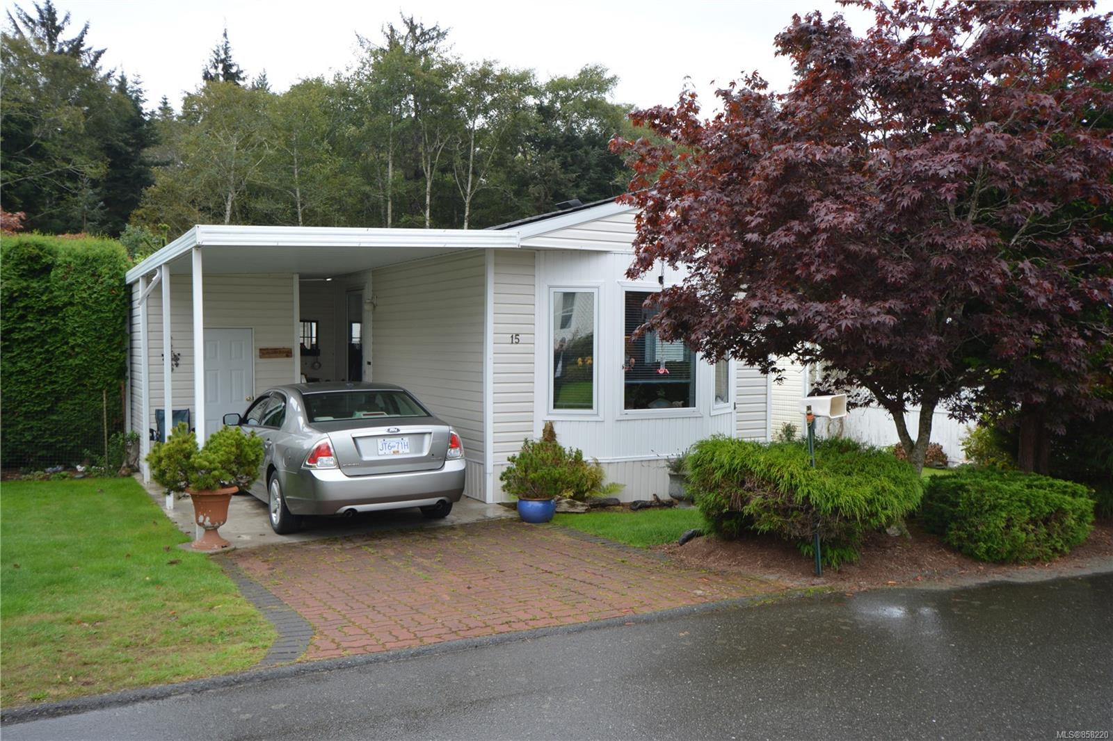 Main Photo: 15 7109 West Coast Rd in : Sk John Muir Manufactured Home for sale (Sooke)  : MLS®# 858220