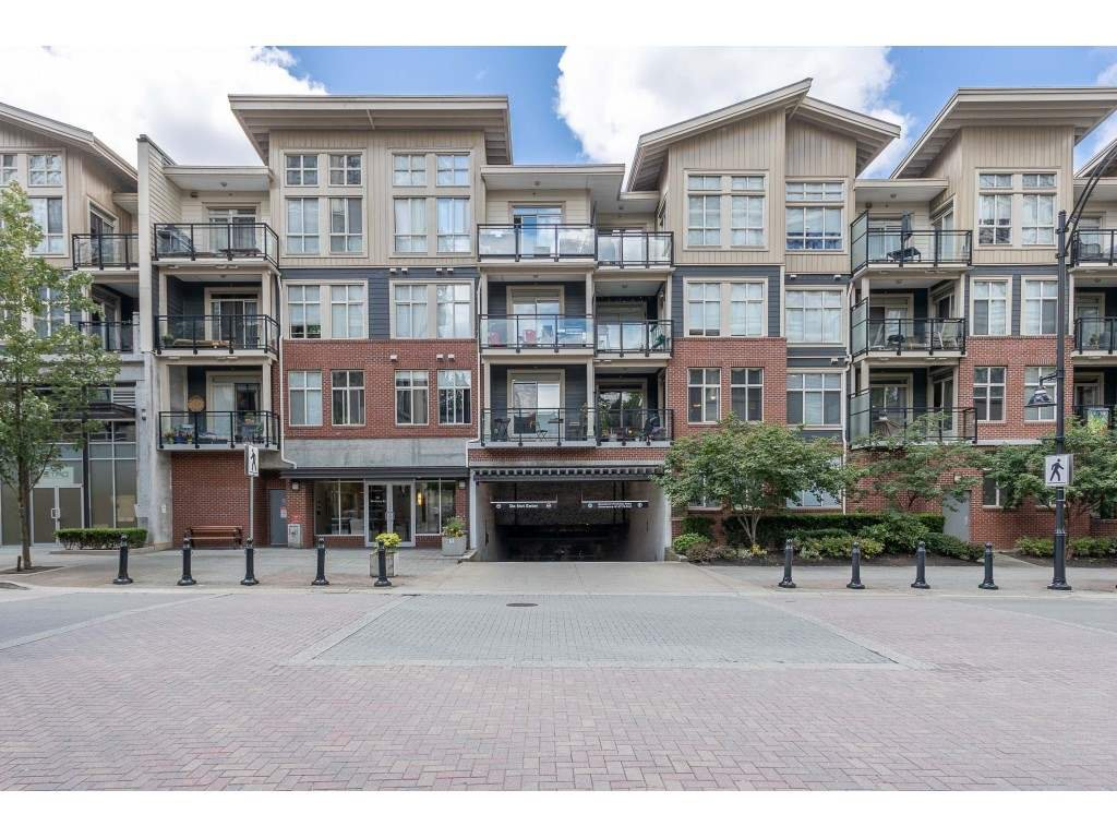 "Main Photo: 108 101 MORRISSEY Road in Port Moody: Port Moody Centre Condo for sale in ""LIBRA"" : MLS®# R2518989"