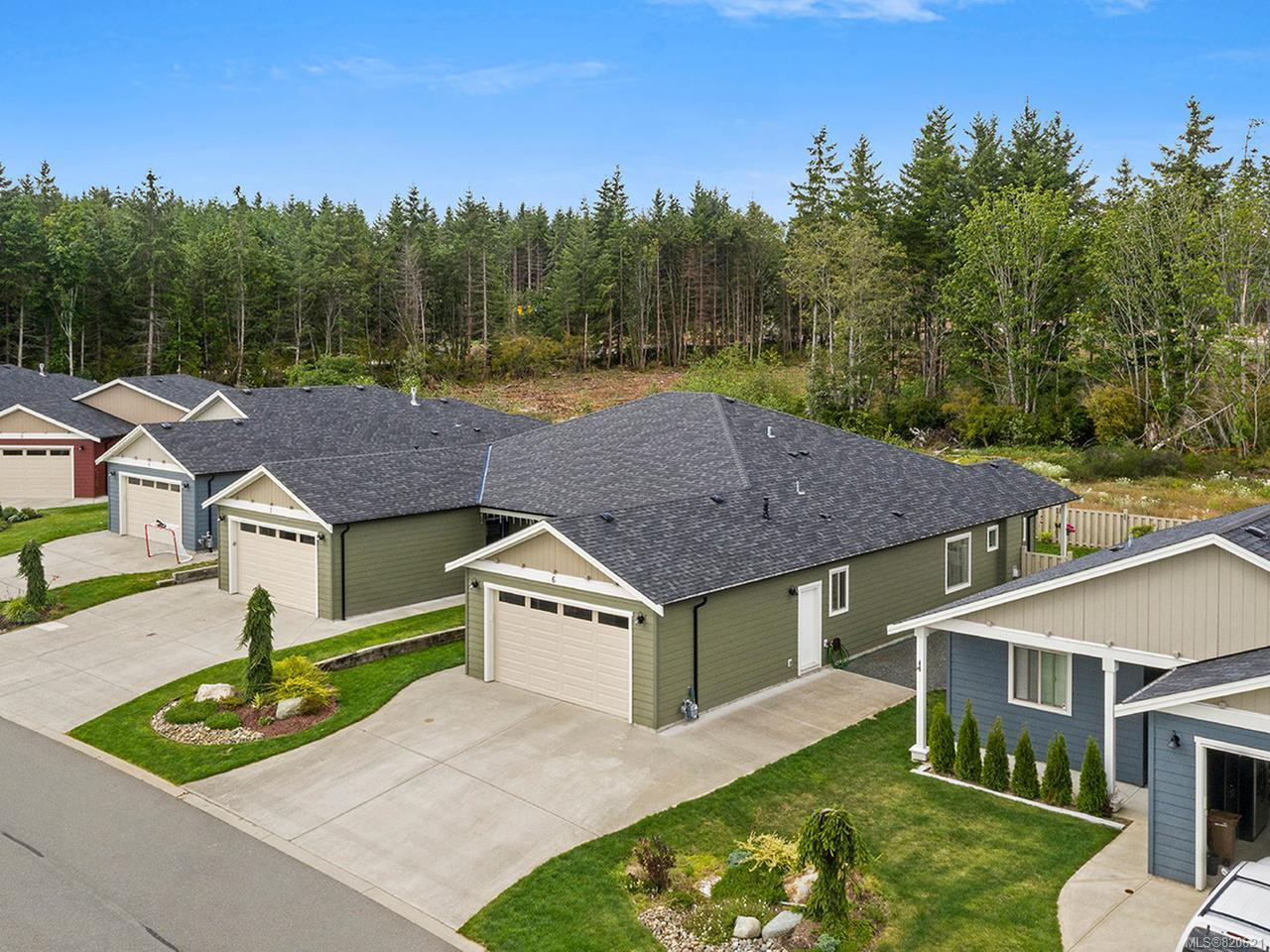 Main Photo: 6 301 Arizona Dr in CAMPBELL RIVER: CR Willow Point Row/Townhouse for sale (Campbell River)  : MLS®# 820621
