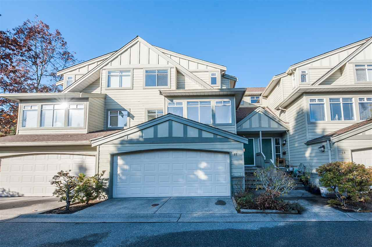 Main Photo: 60 10238 155A Street in Surrey: Guildford Townhouse for sale (North Surrey)  : MLS®# R2416727
