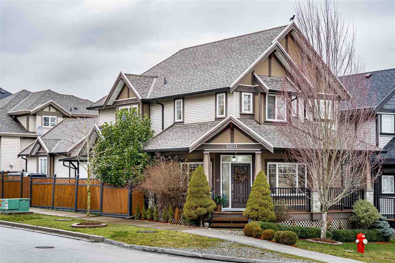 Main Photo: 6101 148 Street in Surrey: Sullivan Station House for sale : MLS®# R2430778