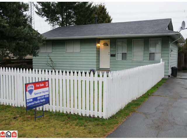 Main Photo: 20057 46A AVENUE in : Langley City House for sale : MLS®# F1206920