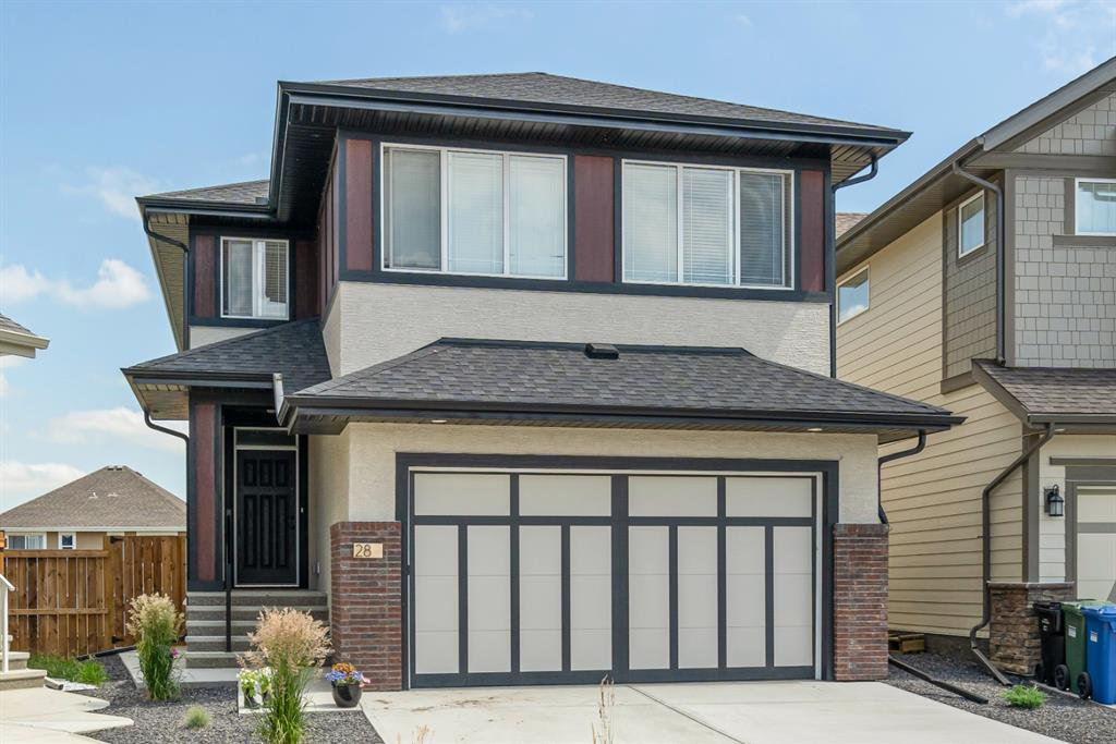 Main Photo: 28 MASTERS Bay SE in Calgary: Mahogany Detached for sale : MLS®# A1016534