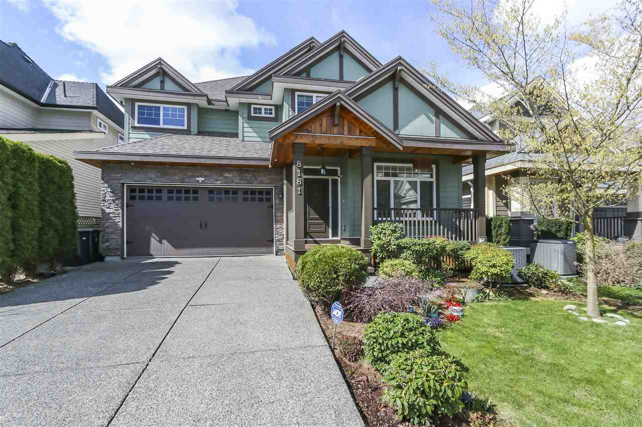 Main Photo: 8181 211 Street in Langley: Willoughby Heights House for sale : MLS®# R2398936