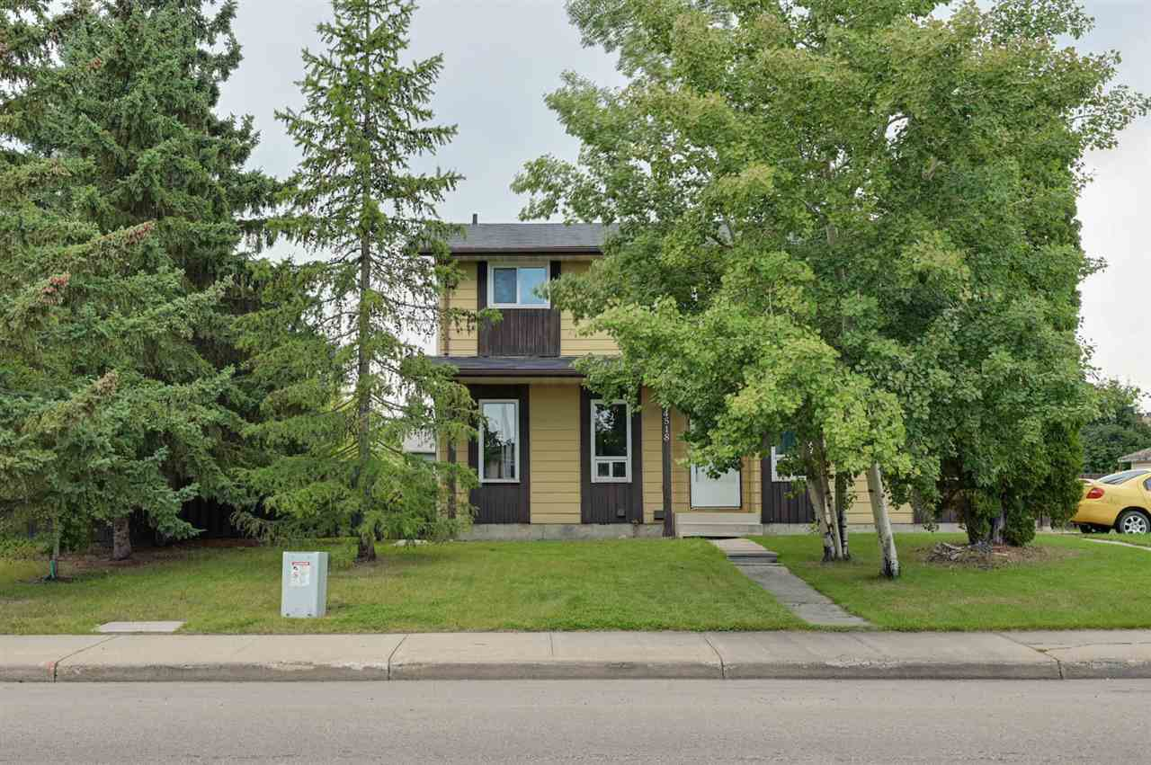 Main Photo: 14518 23 Street in Edmonton: Zone 35 House Half Duplex for sale : MLS®# E4172679