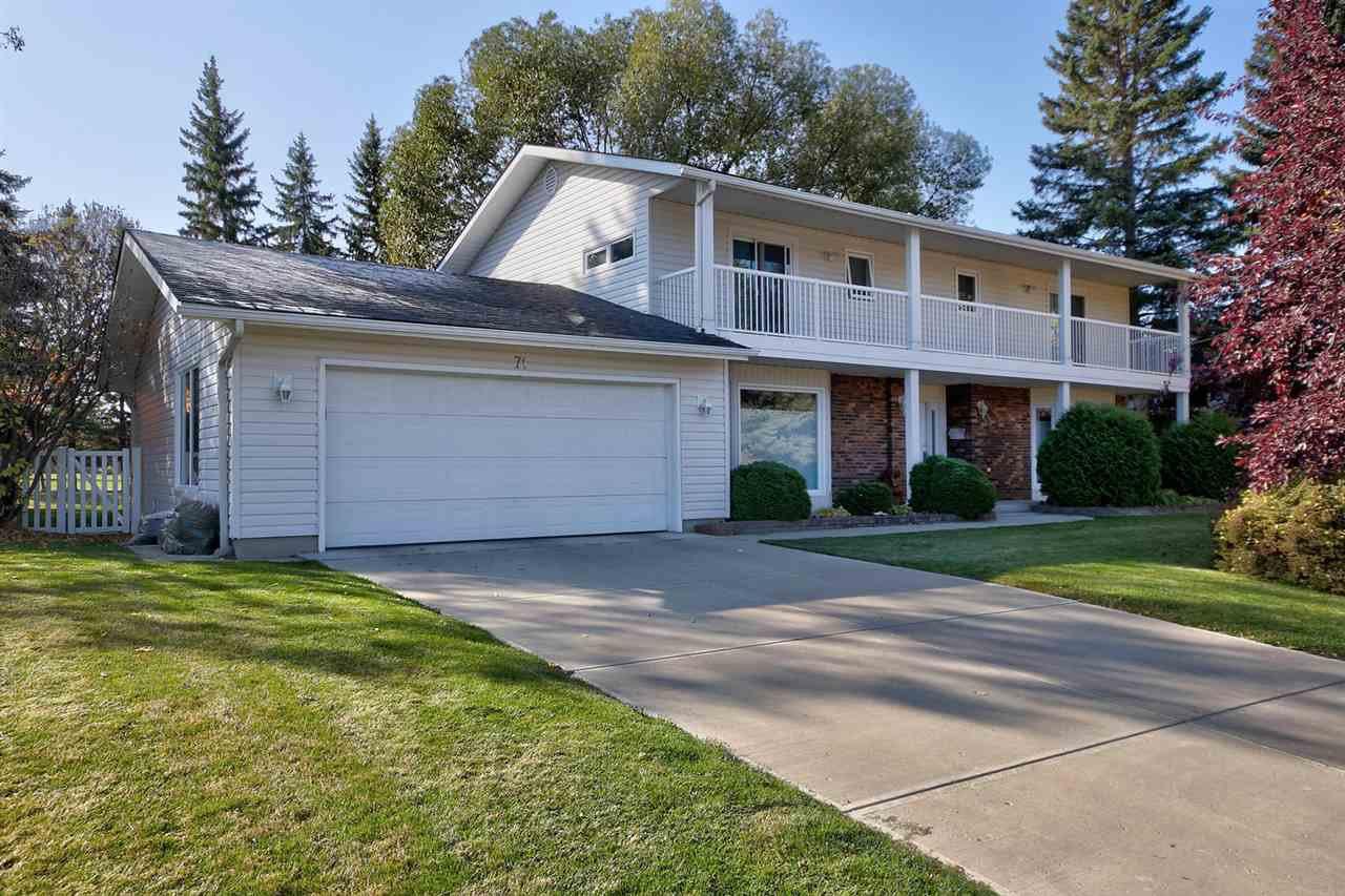 Main Photo: 71 Fairway Drive in Edmonton: Zone 16 House for sale : MLS®# E4173248