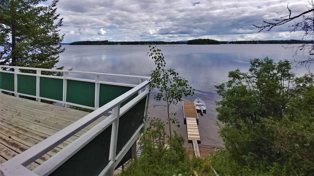 "Main Photo: 4170 E MEIER Road: Cluculz Lake House for sale in ""CLUCULZ LAKE-VANDERHOOF"" (PG Rural West (Zone 77))  : MLS®# R2468772"